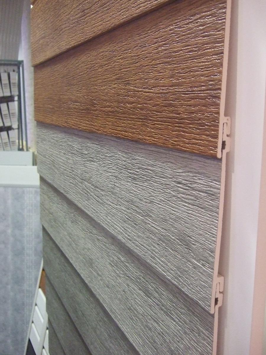 fassadenverkleidung kunststoff montain wood. Black Bedroom Furniture Sets. Home Design Ideas